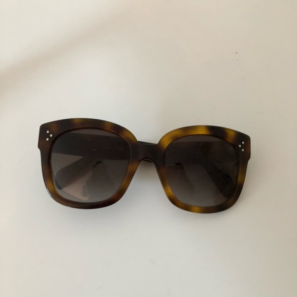 fbbab345cae4 Celine Accessories - Celine Audrey sunglasses
